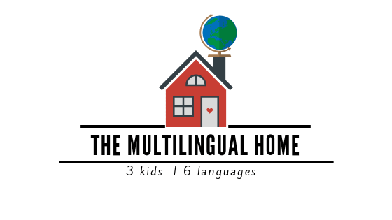 The Multilingual Home | 3 kids and 6 languages