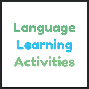 Language Learning Activities