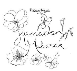 Ramadan Mubarak - Mariam Poppins