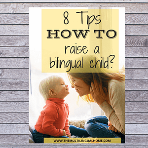 8 Tips to How to Raise a Child