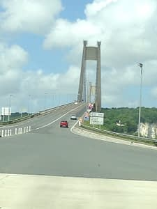 Check out that bridge