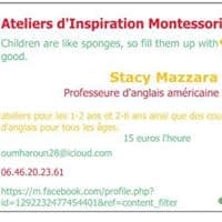 Multilingual Family Interview | Ateliers d'Inspiration Montessori language-learning interviews homeschool